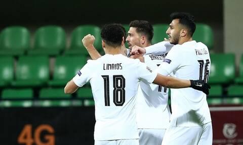 Εθνική ομάδα: Ώρα «τελικού» για τη «γαλανόλευκη» - Που και πότε θα δούμε τον αγώνα με τη Σλοβενία