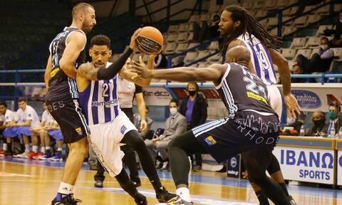 Basket League: Νίκη σε... θρίλερ ο Ηρακλής – Βαθμολογία και highlights