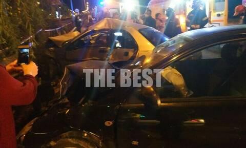 Σοβαρό τροχαίο στην Πάτρα - 5 τραυματίες, ανάμεσά τους δύο παιδιά