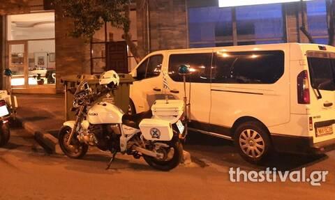 Θεσσαλονίκη: Επίθεση κουκουλοφόρων σε ιδιωτική κλινική