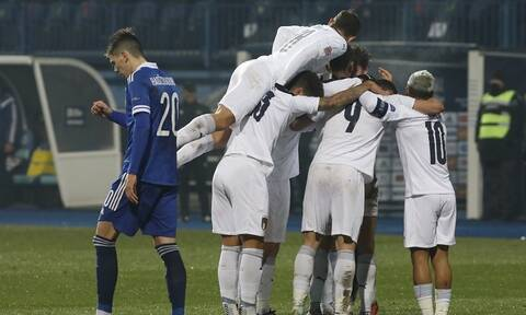 Nations League: Στο Final Four Ιταλία, Βέλγιο – Οι 14 πρώτες των ομίλων!