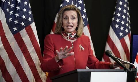 ΗΠΑ: Νέα θητεία για την Πελόζι στην προεδρία της Βουλής των Αντιπροσώπων