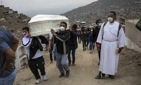Κορονοϊός στο Μεξικό: 3.918 κρούσματα και 502 θάνατοι σε 24 ώρες