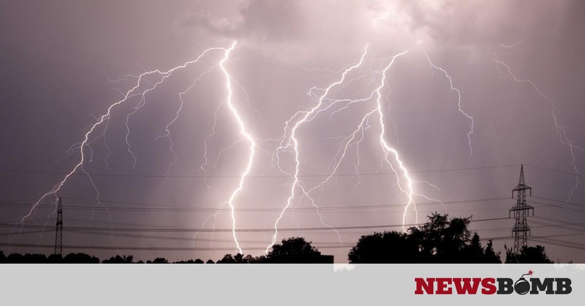 Καιρός – Έκτακτο δελτίο ΕΜΥ: Πού θα «χτυπήσει» η κακοκαιρία – Ο Χειμώνας είναι εδώ! – Newsbomb – Ειδησεις
