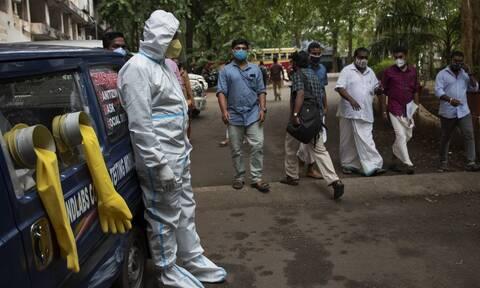 Σαρώνει την Ινδία ο κορονοϊός: Πάνω από 45.000 κρούσματα σε 24 ώρες - 585 νέοι θάνατοι