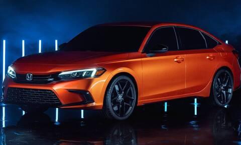 Αυτό είναι το πρωτότυπο του νέου Honda Civic που προλογίζει και την ευρωπαϊκή έκδοση