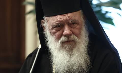 Αρχιεπίσκοπος Ιερώνυμος: Με κορονοϊό στον Ευαγγελισμό - Μεταφέρθηκε προληπτικά στη ΜΕΘ