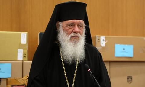 Θρίλερ: Ψάχνουν να βρουν πώς κόλλησε κορονοϊό ο Αρχιεπίσκοπος Ιερώνυμος