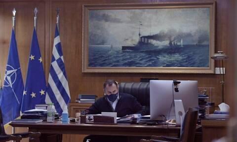 Νίκος Παναγιωτόπουλος: Ποια καραντίνα; «Τρέχουν» εξοπλιστικά και προσλήψεις στις Ένοπλες Δυνάμεις