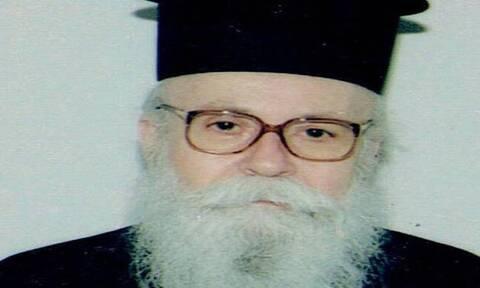 Κύπρος: Εκοιμήθη ο Χωρεπίσκοπος Σαλαμίνος Βαρνάβας