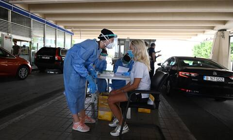 Κορονοϊός - Νέα μέτρα: Κλείνουν τα σύνορα Κρυσταλλοπηγής - Rapid test σε όσους εισέρχονται στη χώρα