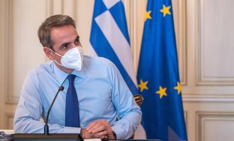 Κορονοϊός: Μελέτη διάσημων οικονομολόγων για την επιτυχία της Ελλάδας - Τι έγραψε ο Μητσοτάκης