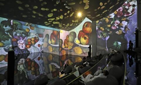 1000 έργα του Βαν Γκογκ... στο σπίτι σου