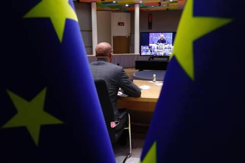 Κρίσιμη τηλεδιάσκεψη των Ευρωπαίων ηγετών για την πανδημία- «Καυτό» θέμα ο κοινοτικός προϋπολογισμός