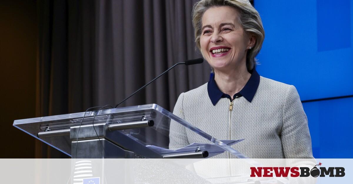 Φον Ντερ Λάϊεν: Η ΕΕ θα μπορούσε να εγκρίνει δύο εμβόλια για τον κορονοϊό μέσα στo 2020 – Newsbomb – Ειδησεις