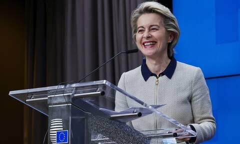 Φον Ντερ Λάϊεν: Η ΕΕ θα μπορούσε να εγκρίνει δύο εμβόλια για τον κορονοϊό μέσα στo 2020
