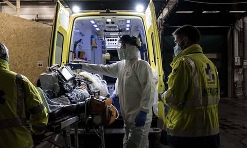 Κορονοϊός: Αυξάνονται τα κρούσματα στην Αττική παρά το lockdown - Τι έχει συμβεί