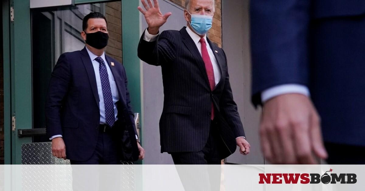 ΗΠΑ – Μπάιντεν: Εξετάζεται η χρήση μάσκας σε πανεθνικό επίπεδο – Newsbomb – Ειδησεις