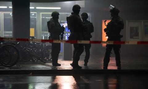 Γερμανία: Επίθεση με μαχαίρι στο Ομπερχάουζεν - Αναφορές για πολλούς τραυματίες