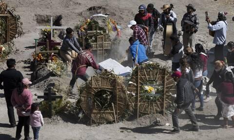 Κορονοϊός στο Μεξικό: Ξεπέρασαν τους 100.000 οι νεκροί εξαιτίας COVID-19