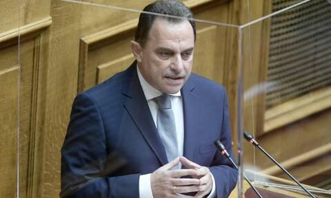 Γεωργαντάς: Δεν θα μπει «κόφτης» στο 13033 - Καταργείται το fax στο Δημόσιο από 1/1/2021