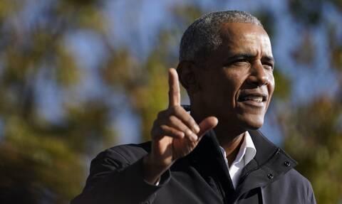 Ομπάμα: «Αν κρυφτεί ένας Πλανητάρχης, θα τον βγάλουν... πεζοναύτες από τον Λευκό Οίκο»
