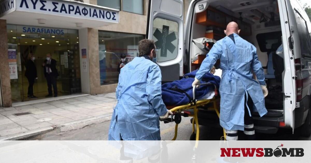 Κορονοϊός Θεσσαλονική: Ξεκίνησαν οι διακομιδές ασθενών σε ιδιωτικές κλινικές – Newsbomb – Ειδησεις