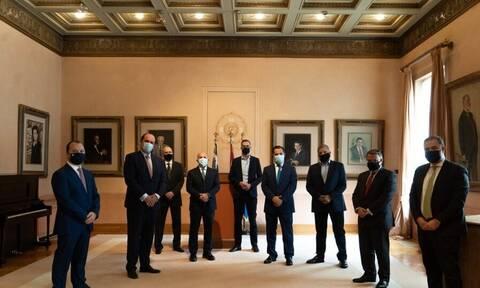 Παναθηναϊκός: Έπεσαν οι υπογραφές για τη διπλή ανάπλαση σε Λεωφόρο Αλεξάνδρας και Βοτανικό