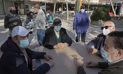 Κορονοϊός: Πώς η Μαδρίτη νικά τον ιό με ανοιχτά καφέ και μπαρ – Τα 2 μέτρα - «κλειδιά»