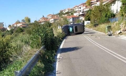 Τραγωδία στο Αγρίνιο: Νεκρός 39χρονος σε φρικτό τροχαίο