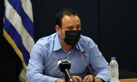 Μαγιορκίνης: Εξαιρετικά βαρύ το ιικό φορτίο στη Βόρεια Ελλάδα