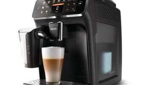 Απόλαυσε φρεσκοαλεσμένο αρωματικό καφέ με τη νέα αυτόματη μηχανή Espresso Philips 4300 LatteGo
