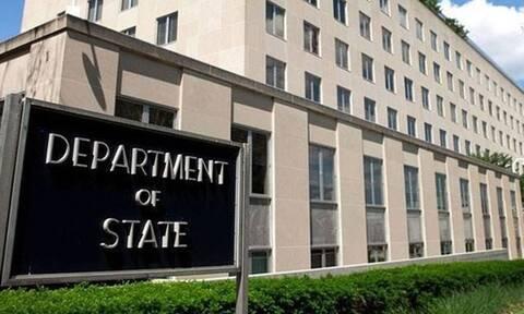 «Χαστούκι» των ΗΠΑ στον Ερντογάν: Να ανακαλέσει την απόφαση για τα Βαρώσια ζητά το State Department