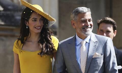 Υπάρχει άλλη γυναίκα στη ζωή του Clooney; Το σχόλιο της Amal