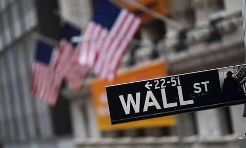 ΗΠΑ: Κλείσιμο με πτώση για το χρηματιστήριο στη Wall Street