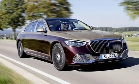Mercedes-Maybach S-Class: Χλιδή και τεχνολογία στο maximum (vid)