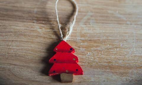 Συνταγή για αλατοζύμη - Φτιάξτε χριστουγεννιάτικα στολίδια