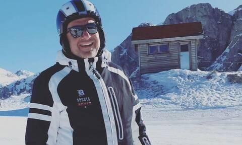 Γιώργος Λιάγκας: Δείτε τη νέα φωτογραφία του γιου του