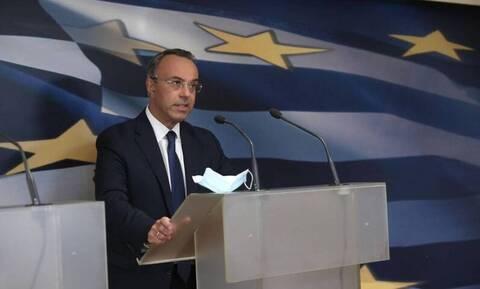 Σταϊκούρας: Η Επιστρεπτέα Προκαταβολή συνεχίζεται και το '21 - Στα 32 δισ. τα μέτρα στήριξης
