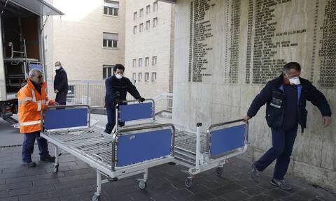 Κορονοϊός:Πάνω από 1.370.000 νεκροί από την πανδημία παγκοσμίως
