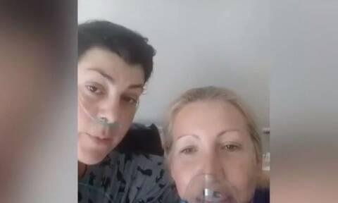 Κορονοϊός: Συγκλονίζουν οι δυο τραυματιοφορείς που μολύνθηκαν - Τι αναφέρουν με δάκρυα στα μάτια