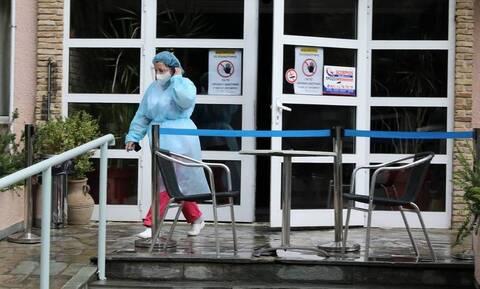 Κορονοϊός: «Κόκκινος συναγερμός» στο Δαφνί - Θετικοί στον ιό ασθενείς και εργαζόμενοι