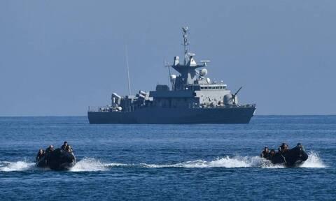Ένοπλες Δυνάμεις: Η «ΜΕΔΟΥΣΑ» πνίγει τον Ερντογάν – Επίδειξη ισχύος από Ελλάδα, Κύπρο, Αίγυπτο