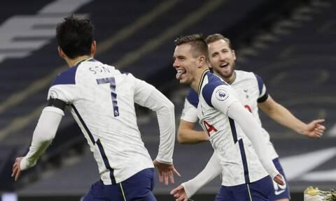 Premier League: Στην κορυφή η Τότεναμ, ανεβαίνει η Μάντσεστερ Γιουνάιτεντ (vids)