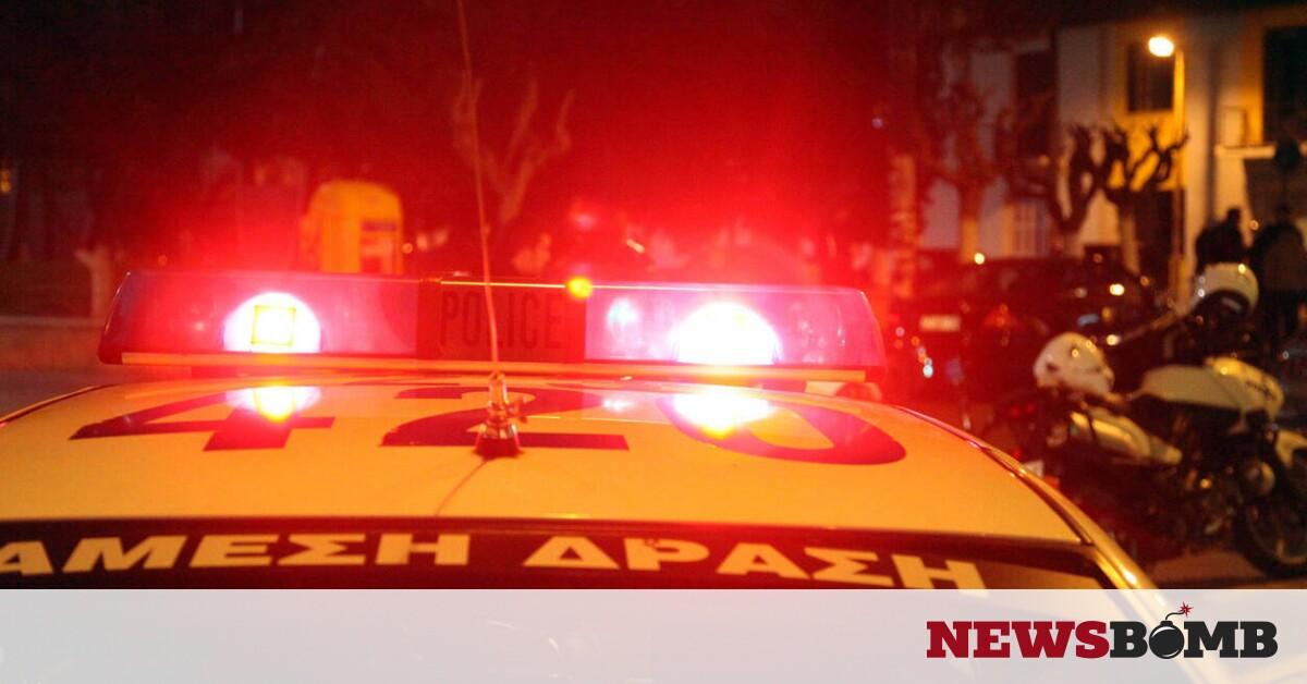 Επίθεση με μολότοφ σε περιπολικό στα Πετράλωνα – Newsbomb – Ειδησεις