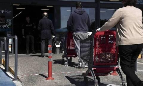 Σούπερ μάρκετ: Νέο ωράριο λόγω του lockdown - Τι ώρα ανοίγουν και κλείνουν