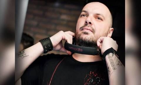 Νεκρός από κορονοϊό ο Δημήτρης Μπέλλος -  Θρήνος για τον 39χρονο DJ Decibel