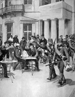 Greek soldiers 1897