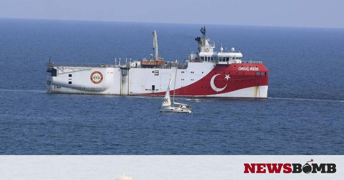 Oruc Reis: «Στις 29 Νοεμβρίου ολοκληρώνει τις εργασίες του» λέει η Τουρκία – Newsbomb – Ειδησεις