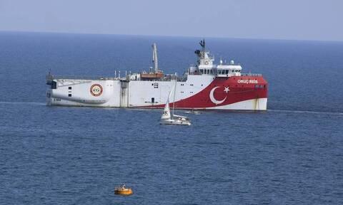 Oruc Reis: «Στις 29 Νοεμβρίου ολοκληρώνει τις εργασίες του» λέει η Τουρκία